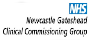 In association with Newcastle Gateshead Clinical Commissioning Group