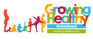 In association with Healthy Growing Gateshead